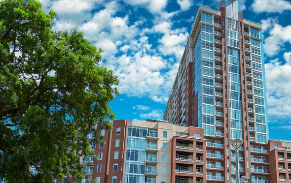 condos for sale in Icon in the Gulch building